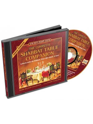 The Shabbat Table Companion (CD)