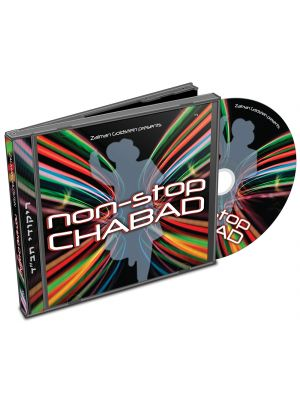 Non-Stop Chabad 1 - Fast and Freilach (CD)