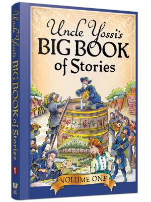 Uncle Yossi's Big Book of Stories - Vol. 1