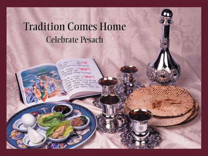 Wall Poster: Celebrate Passover