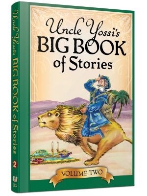 Uncle Yossi's Big Book of Stories - Vol. 2