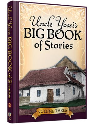 Uncle Yossi's Big Book of Stories - Vol. 3