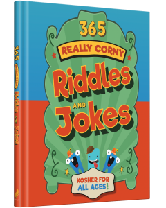365 Really Corny Riddles and Jokes