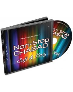 Non-Stop Chabad 2 - Soft and Easy (CD)