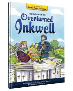The Mystery of the Overturned Inkwell