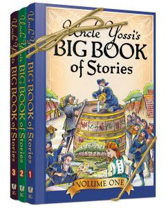 Uncle Yossi's Big Book of Stories - Gift Set